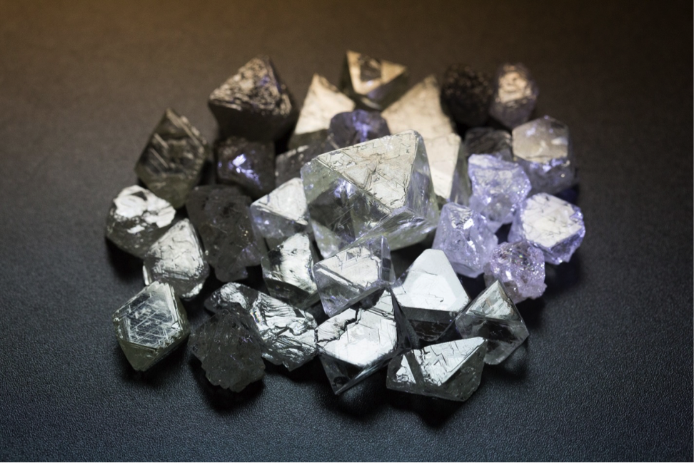 photo of diamonds - carat